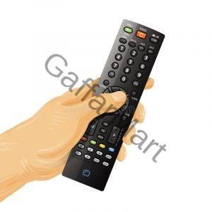 Set Top Box Remote