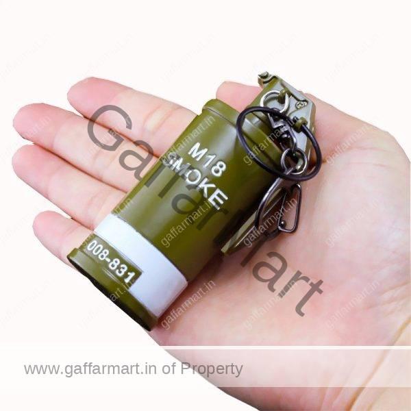 PUBG M18 Smoke Granade Bomb Keychain Buy Online at Lowest Price