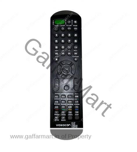 Videocon S-LP V-LP S-MT22 V-MT22 Remote Buy Online at Lowest Price