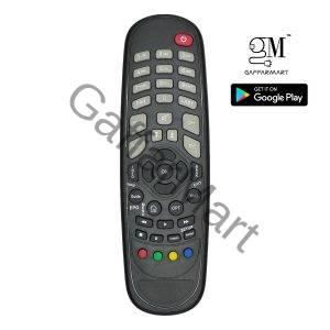 gtpl 3410dvb remote control