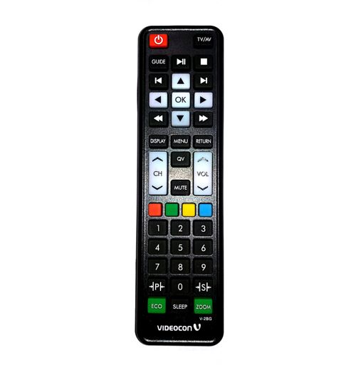 VIDEOCON-V-2BG Remote Buy Online at Lowest Price