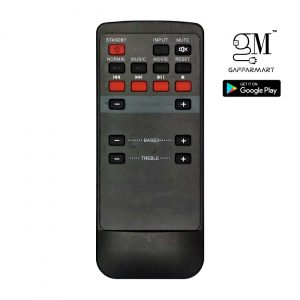 Intex IT-250 U home theatre remote buy online at lowest price